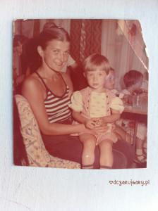 Mamo, kocham Cię.