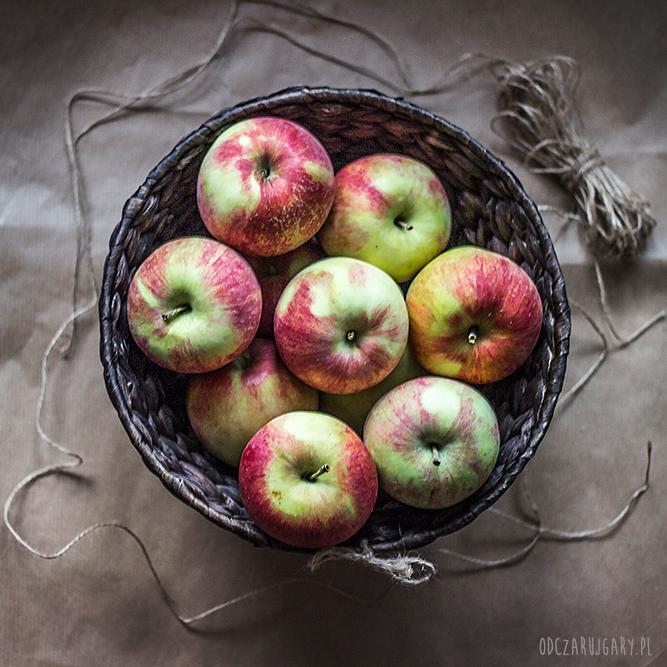 Jabłka-kadr