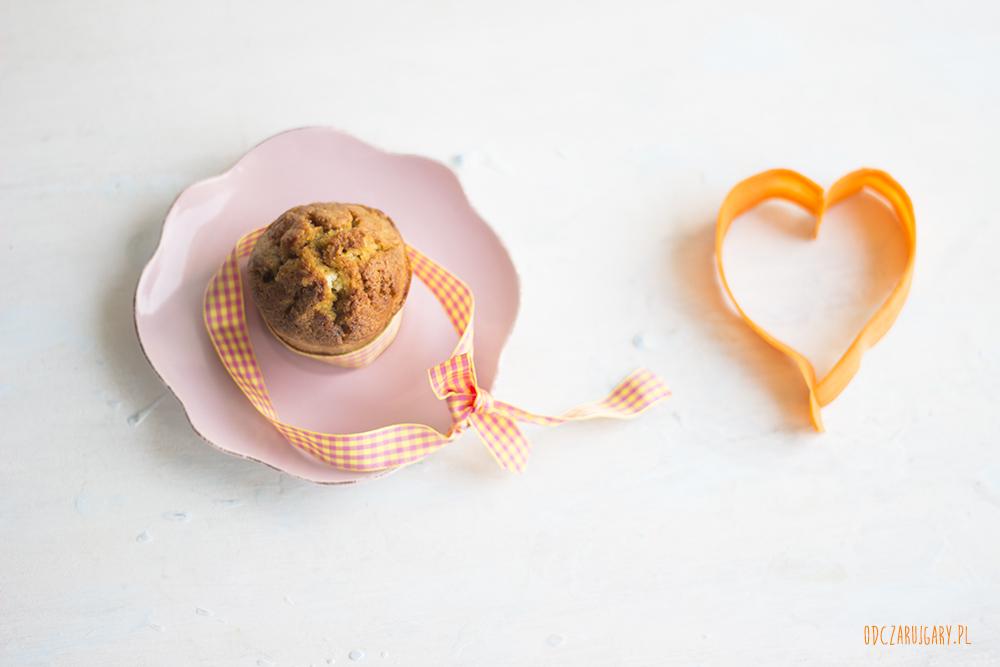 muffiny marchewkowo-cynamonow