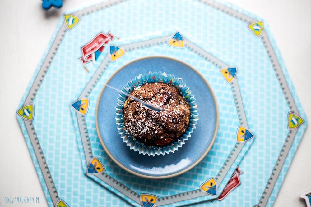 muffiny czekoladow