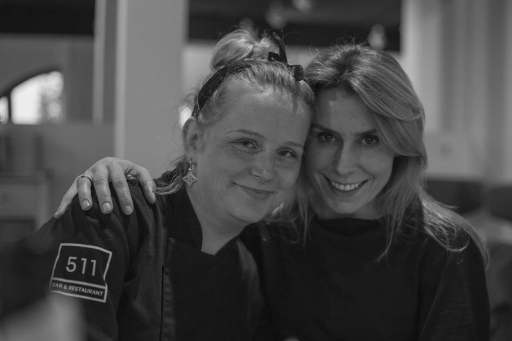 Oliwia Bernady i Julita/Wrząca Kuchnia