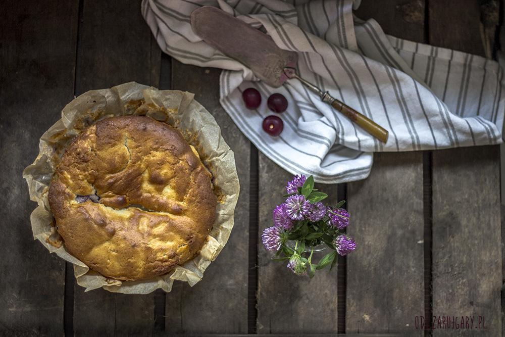 bardzo łatwe ciasto z wiśniami