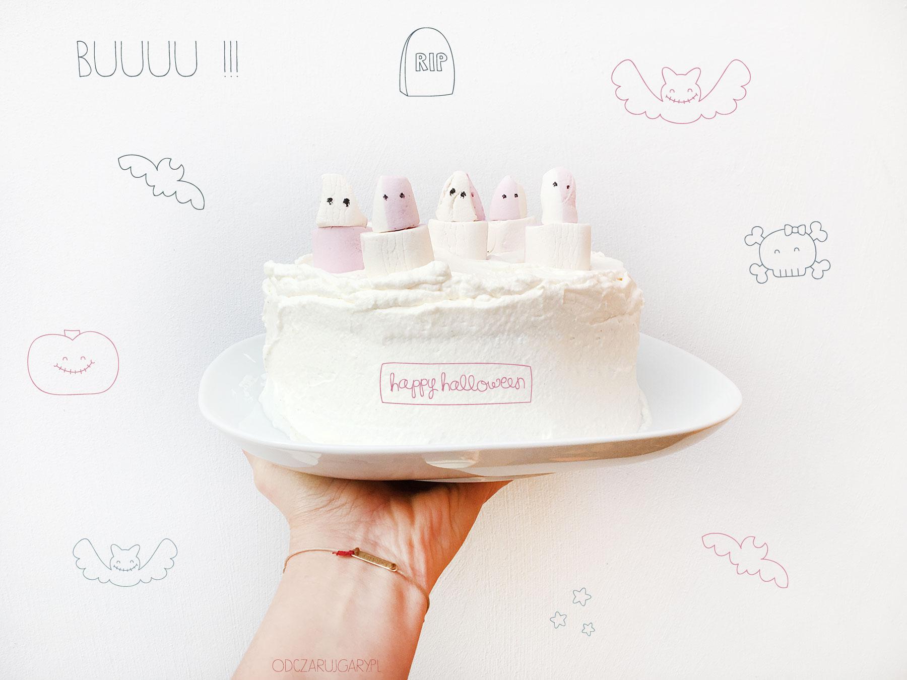 tort z duszkami